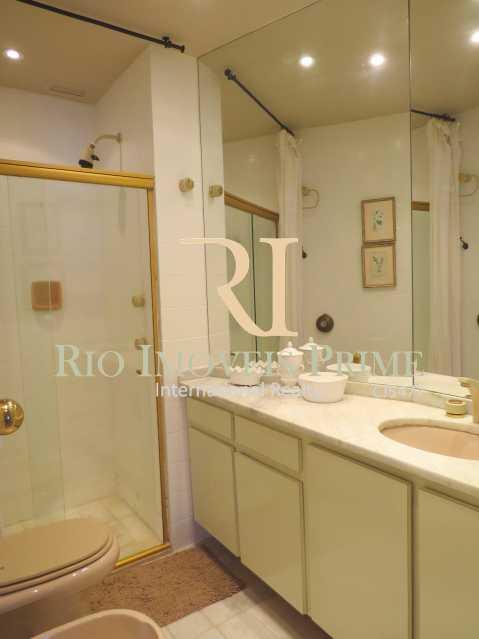 BANHEIRO - Flat 1 quarto para alugar Leblon, Rio de Janeiro - R$ 4.000 - RPFL10069 - 11
