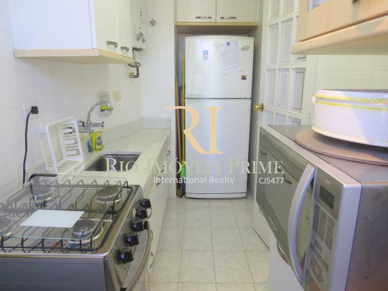 COZINHA - Flat 1 quarto para alugar Leblon, Rio de Janeiro - R$ 4.000 - RPFL10069 - 14