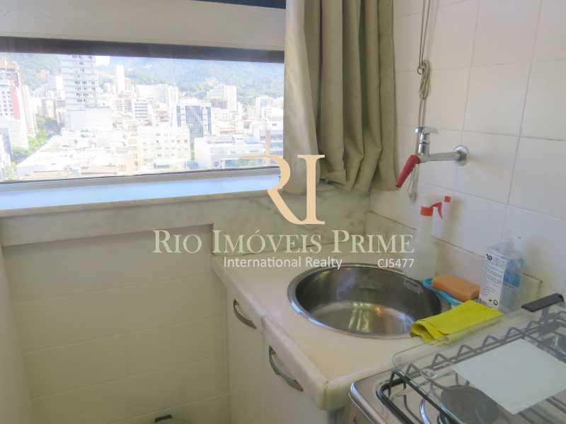 ÁREA SERVIÇO - Flat 1 quarto para alugar Leblon, Rio de Janeiro - R$ 4.000 - RPFL10069 - 15