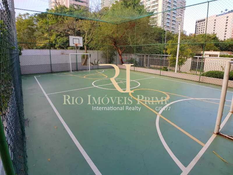 QUADRA - Apartamento 3 quartos à venda Barra da Tijuca, Rio de Janeiro - R$ 899.000 - RPAP30131 - 24