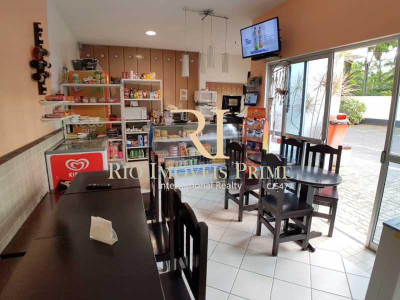 COFFEE SHOP - Apartamento 3 quartos à venda Barra da Tijuca, Rio de Janeiro - R$ 899.000 - RPAP30131 - 25