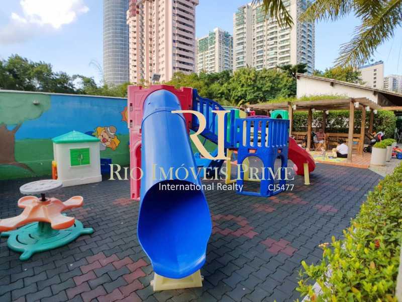 PLAY INFANTIL - Apartamento 3 quartos à venda Barra da Tijuca, Rio de Janeiro - R$ 899.000 - RPAP30131 - 26