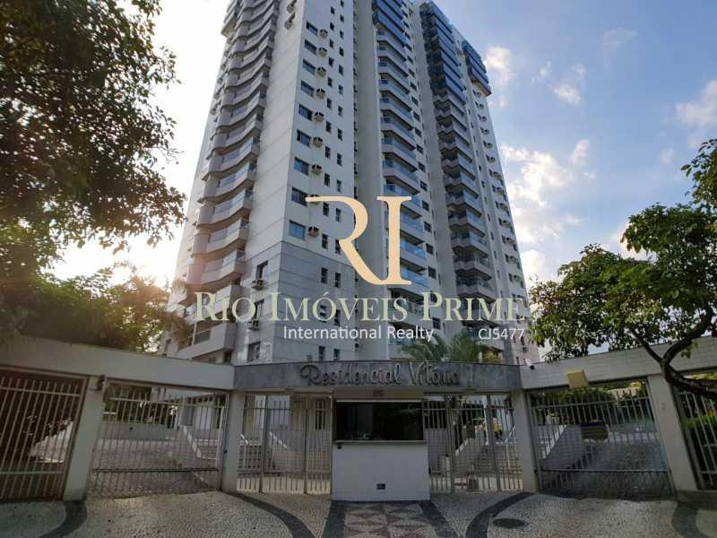 FACHADA - Apartamento 3 quartos à venda Barra da Tijuca, Rio de Janeiro - R$ 899.000 - RPAP30131 - 31