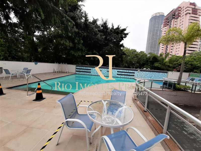 PISCINA ADULTO - Apartamento 3 quartos à venda Barra da Tijuca, Rio de Janeiro - R$ 899.000 - RPAP30131 - 18