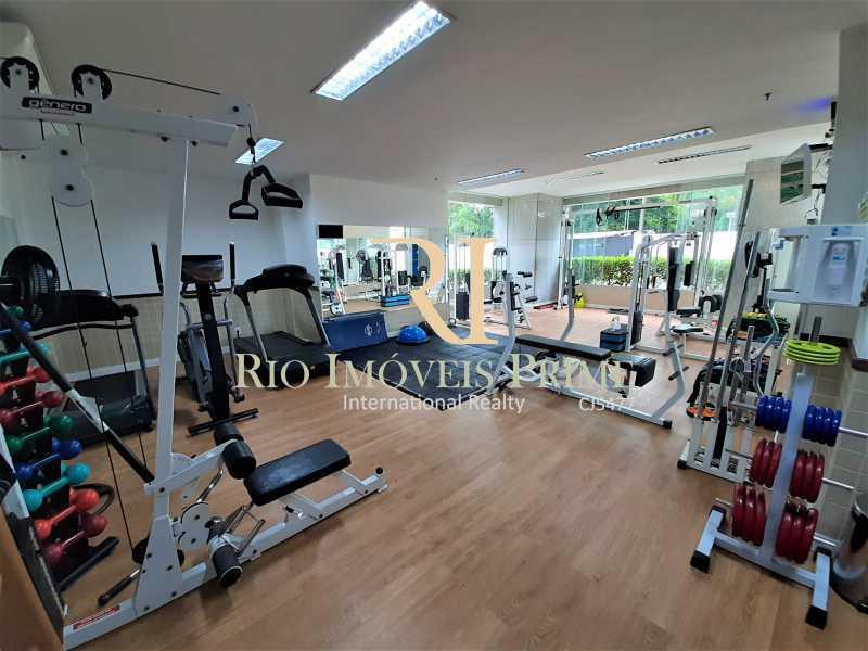 FITNESS - Apartamento 3 quartos à venda Barra da Tijuca, Rio de Janeiro - R$ 899.000 - RPAP30131 - 20