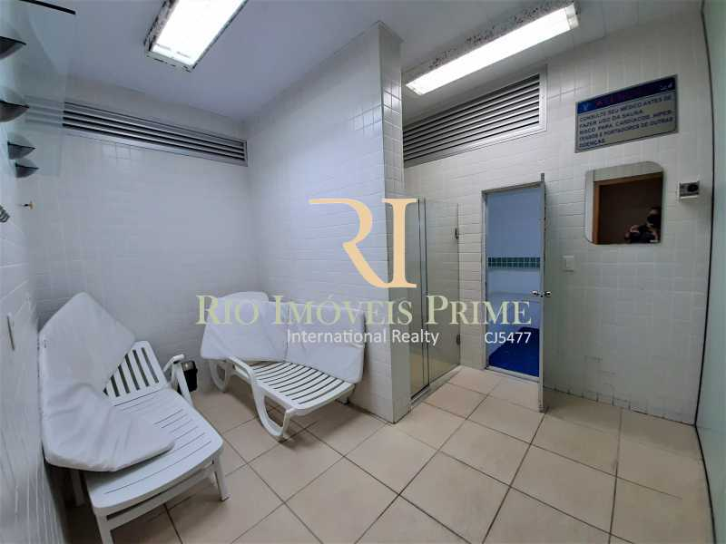 SAUNA - Apartamento 3 quartos à venda Barra da Tijuca, Rio de Janeiro - R$ 899.000 - RPAP30131 - 21