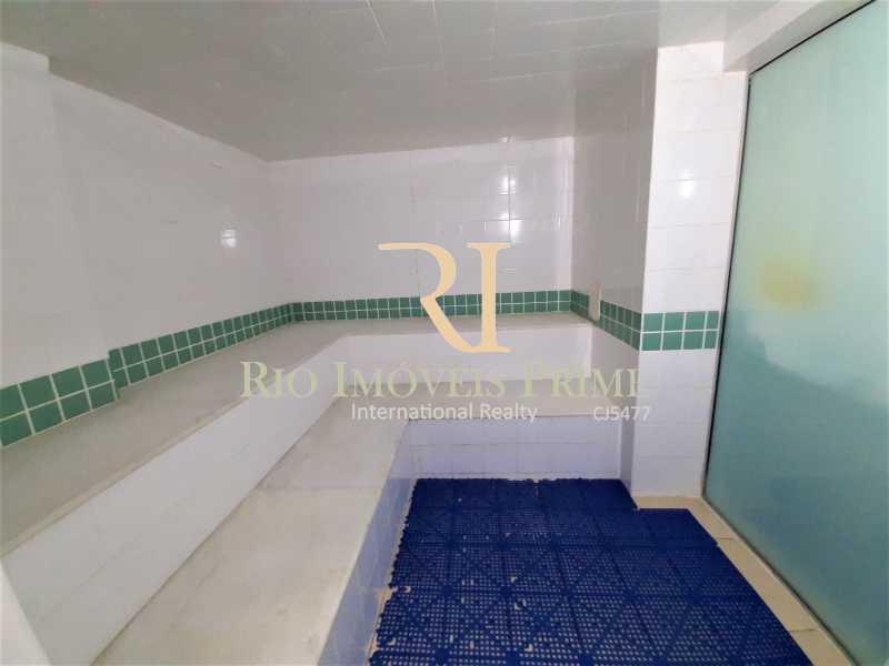 SAUNA - Apartamento 3 quartos à venda Barra da Tijuca, Rio de Janeiro - R$ 899.000 - RPAP30131 - 22