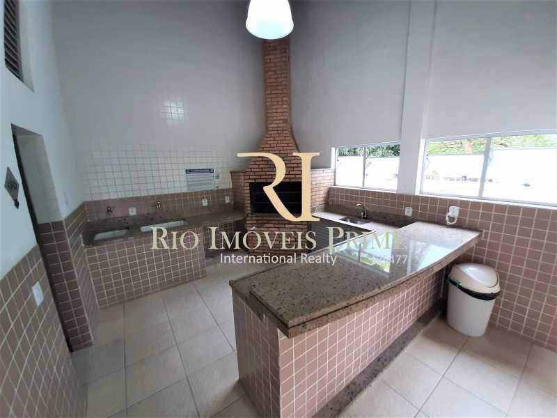 CHURRASQUEIRA - Apartamento 3 quartos à venda Barra da Tijuca, Rio de Janeiro - R$ 899.000 - RPAP30131 - 23