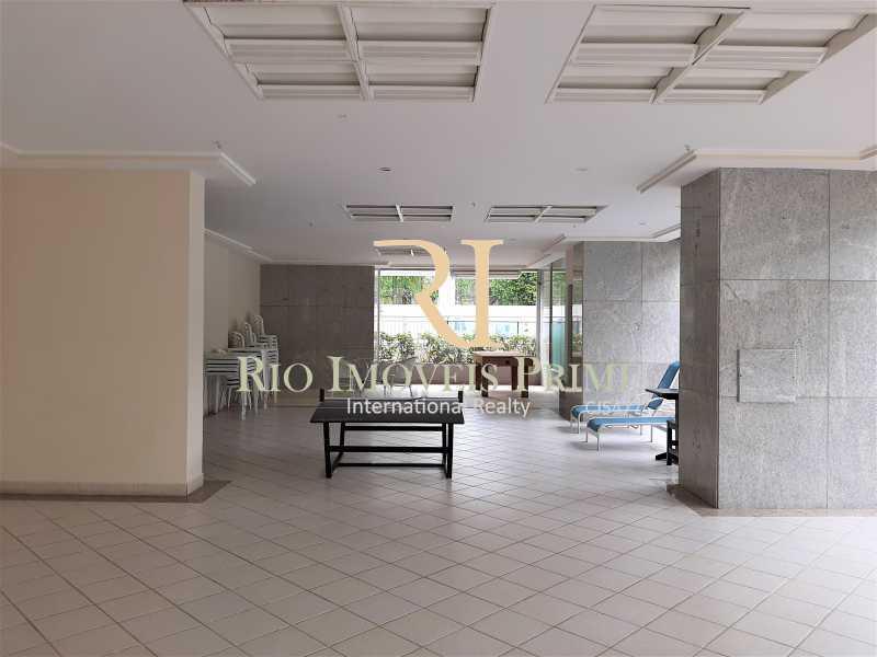 SALÃO DE FESTAS - Apartamento 3 quartos à venda Barra da Tijuca, Rio de Janeiro - R$ 899.000 - RPAP30131 - 27