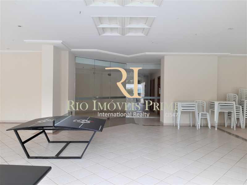 SALÃO DE FESTAS - Apartamento 3 quartos à venda Barra da Tijuca, Rio de Janeiro - R$ 899.000 - RPAP30131 - 28