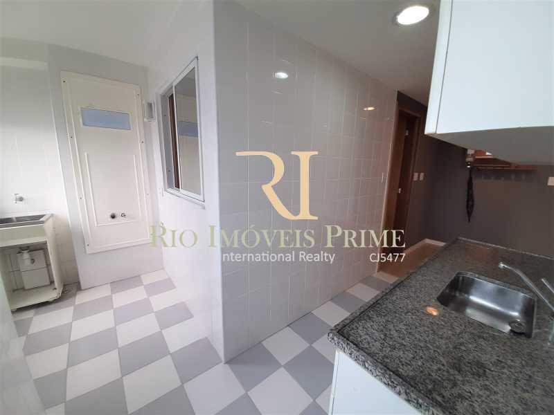 COZINHA - Apartamento 3 quartos à venda Barra da Tijuca, Rio de Janeiro - R$ 899.000 - RPAP30131 - 8
