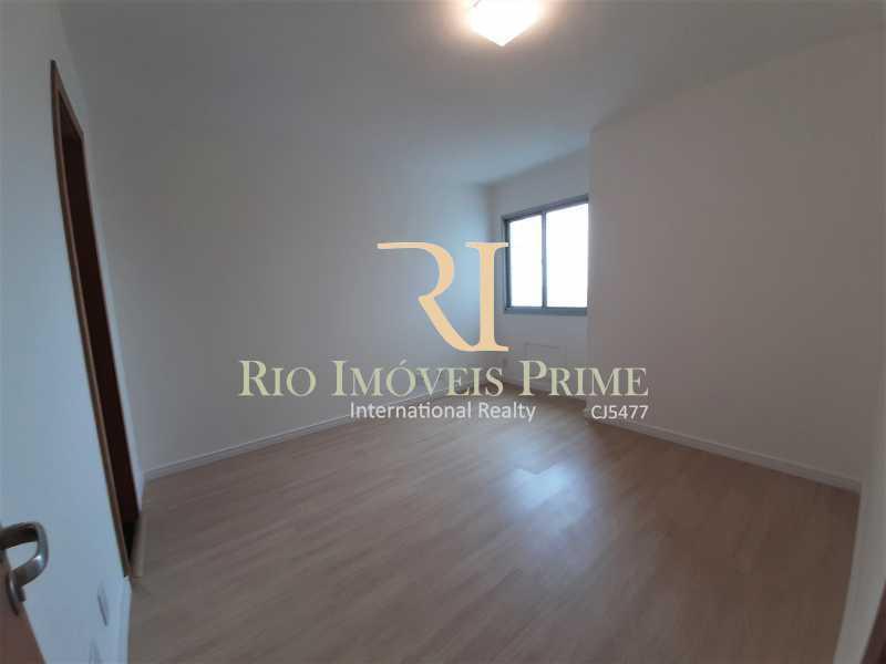 SUÍTE - Apartamento 3 quartos à venda Barra da Tijuca, Rio de Janeiro - R$ 899.000 - RPAP30131 - 10
