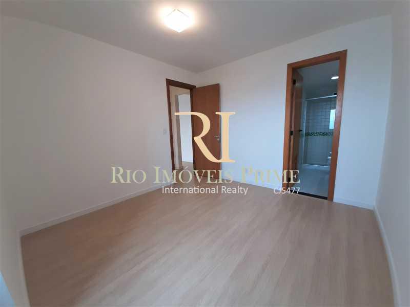 SUÍTE - Apartamento 3 quartos à venda Barra da Tijuca, Rio de Janeiro - R$ 899.000 - RPAP30131 - 12