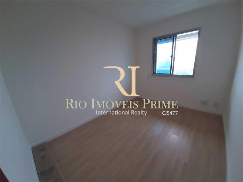 QUARTO2 - Apartamento 3 quartos à venda Barra da Tijuca, Rio de Janeiro - R$ 899.000 - RPAP30131 - 14