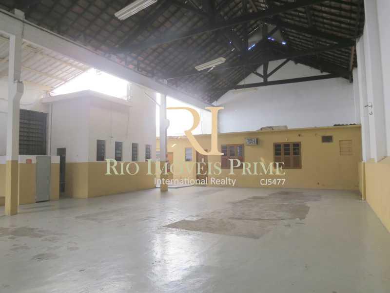 GALPÃO - Prédio 1932m² para venda e aluguel Cidade Nova, Rio de Janeiro - R$ 15.000.000 - RPPR00001 - 1