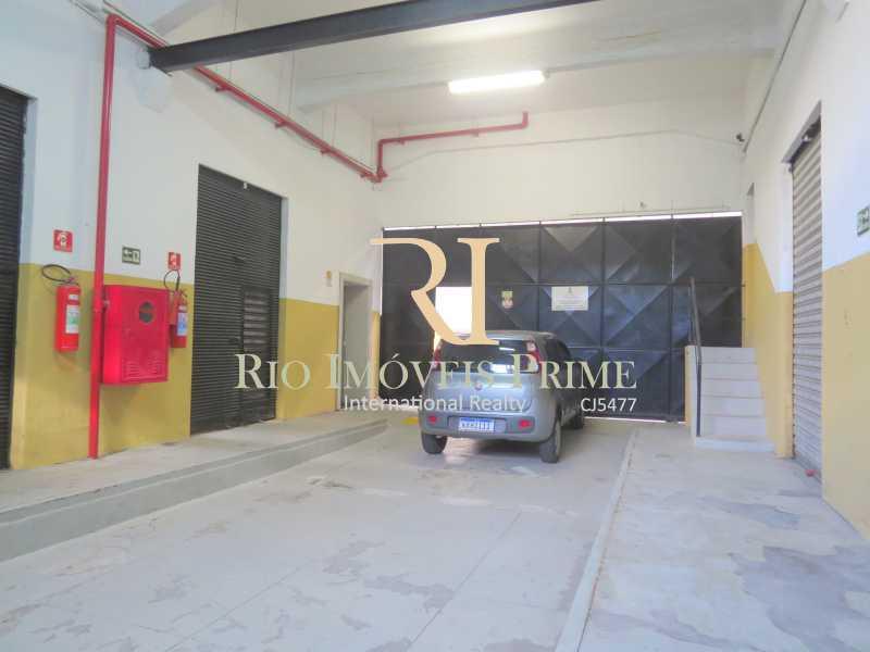 GARAGEM - Prédio 1932m² para venda e aluguel Cidade Nova, Rio de Janeiro - R$ 15.000.000 - RPPR00001 - 3