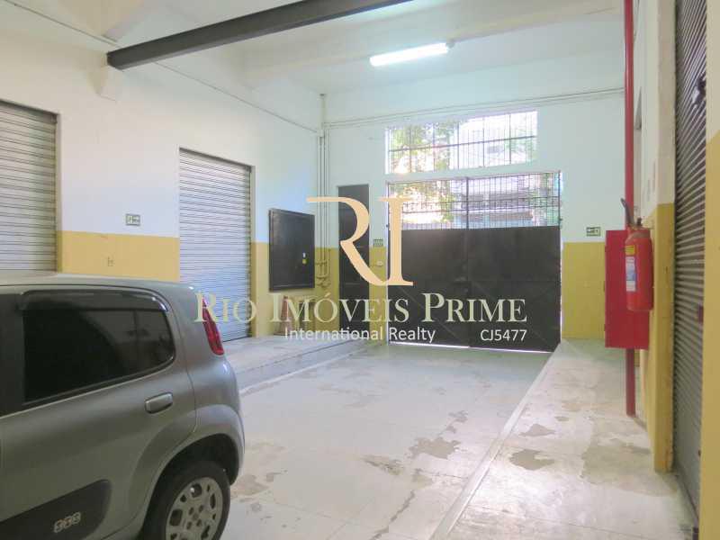 GARAGEM - Prédio 1932m² para venda e aluguel Cidade Nova, Rio de Janeiro - R$ 15.000.000 - RPPR00001 - 4