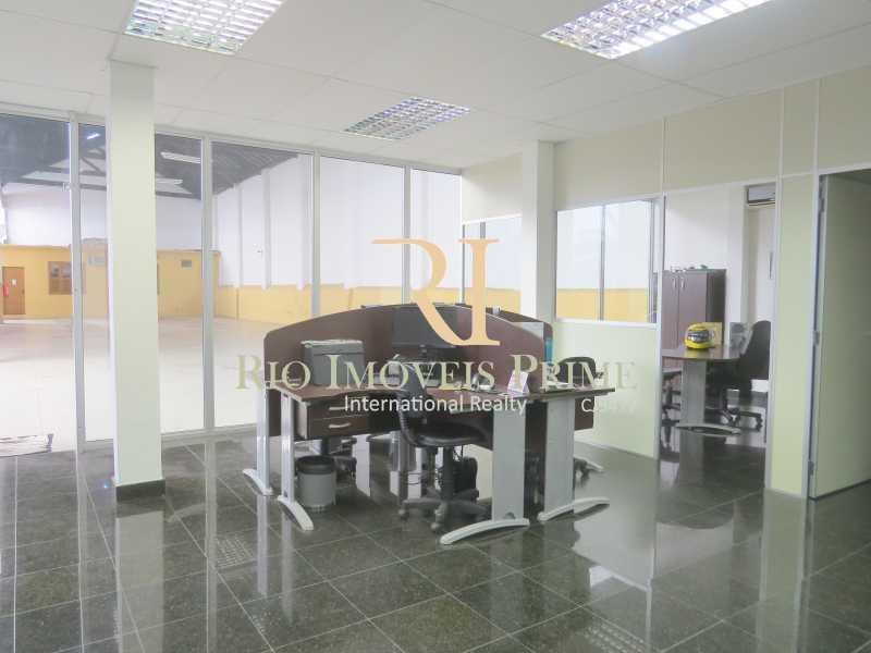 ESCRITÓRIO - Prédio 1932m² para venda e aluguel Cidade Nova, Rio de Janeiro - R$ 15.000.000 - RPPR00001 - 6