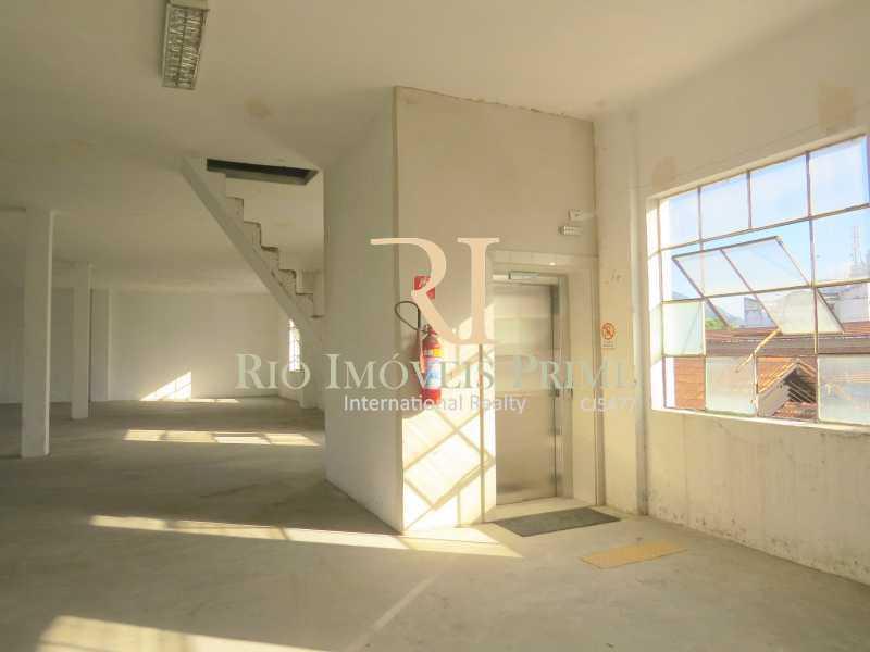 PAVIMENTO 2 - Prédio 1932m² para venda e aluguel Cidade Nova, Rio de Janeiro - R$ 15.000.000 - RPPR00001 - 11
