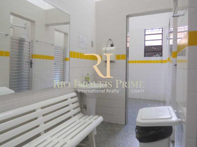 VESTIÁRIO MASCULINO - Prédio 1932m² para venda e aluguel Cidade Nova, Rio de Janeiro - R$ 15.000.000 - RPPR00001 - 14