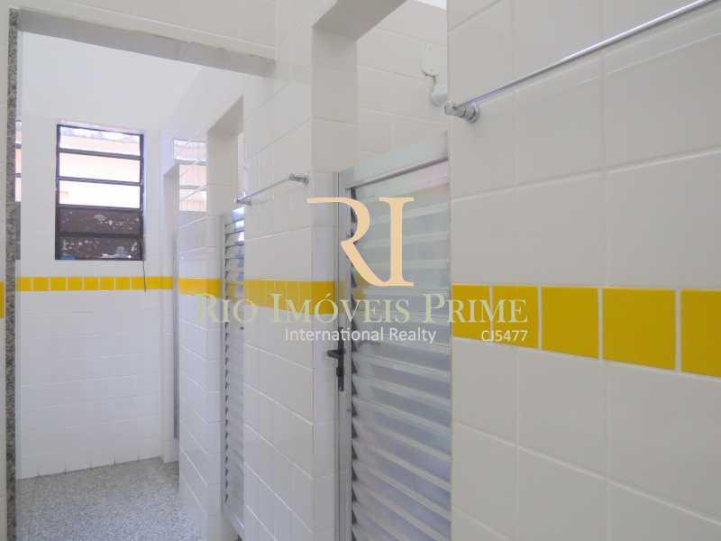 VESTIÁRIO MASCULINO - Prédio 1932m² para venda e aluguel Cidade Nova, Rio de Janeiro - R$ 15.000.000 - RPPR00001 - 15