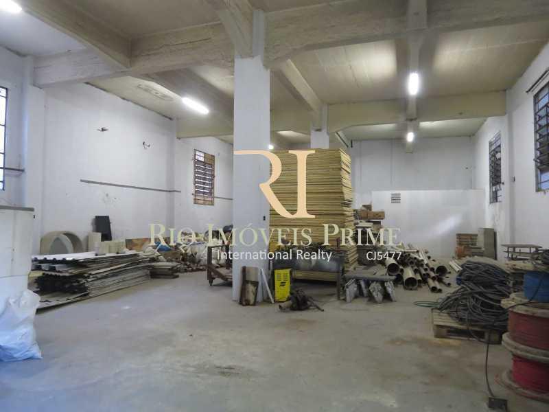 LOJA B - Prédio 1932m² para venda e aluguel Cidade Nova, Rio de Janeiro - R$ 15.000.000 - RPPR00001 - 16