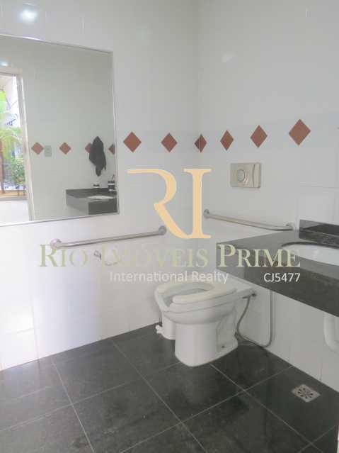 BANHEIRO - Prédio 1932m² para venda e aluguel Cidade Nova, Rio de Janeiro - R$ 15.000.000 - RPPR00001 - 19