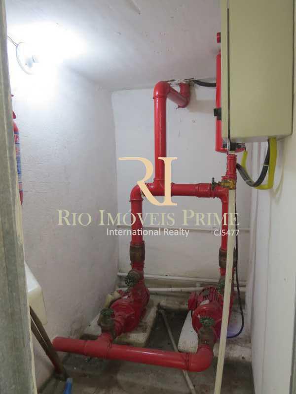 CASA MÁQUINAS INCÊNDIO - Prédio 1932m² para venda e aluguel Cidade Nova, Rio de Janeiro - R$ 15.000.000 - RPPR00001 - 21