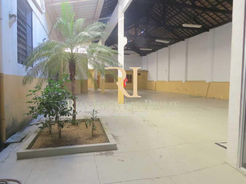 PÁTIO - Prédio 1932m² para venda e aluguel Cidade Nova, Rio de Janeiro - R$ 15.000.000 - RPPR00001 - 25