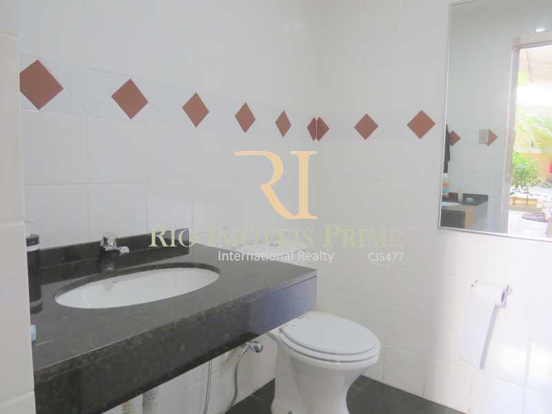 BANHEIRO - Prédio 1932m² para venda e aluguel Cidade Nova, Rio de Janeiro - R$ 15.000.000 - RPPR00001 - 26
