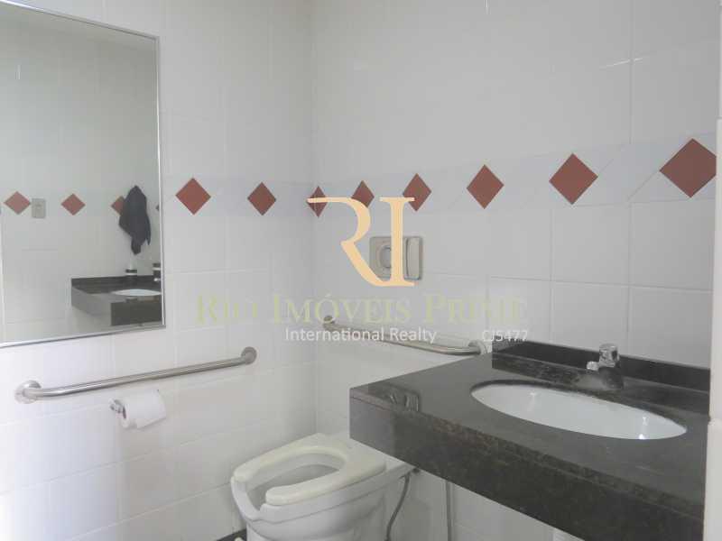 BANHEIRO - Prédio 1932m² para venda e aluguel Cidade Nova, Rio de Janeiro - R$ 15.000.000 - RPPR00001 - 27