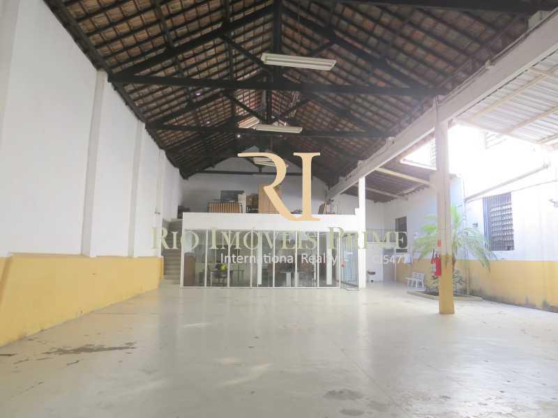 GALPÃO - Prédio 1932m² para venda e aluguel Cidade Nova, Rio de Janeiro - R$ 15.000.000 - RPPR00001 - 28