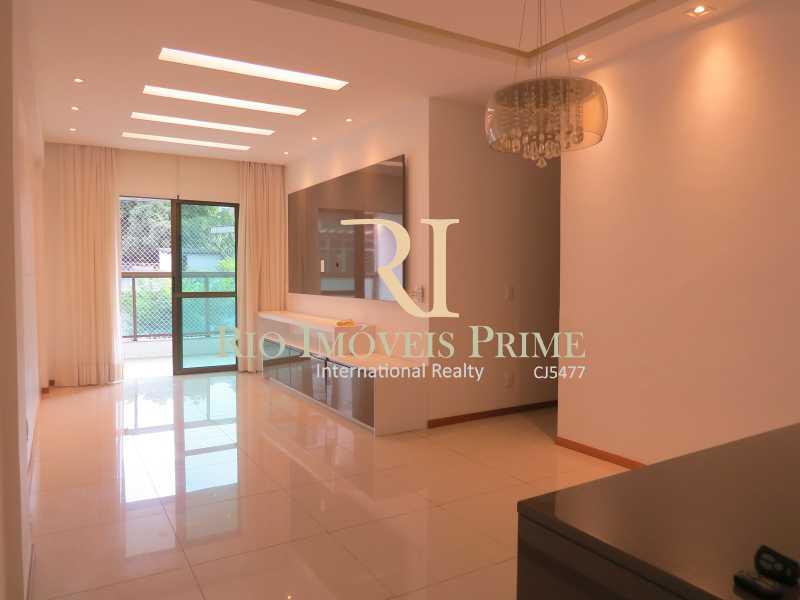 SALA - Apartamento À Venda - Tijuca - Rio de Janeiro - RJ - RPAP30079 - 1