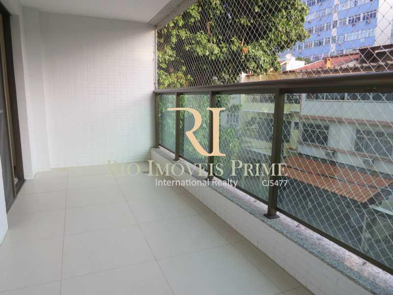 VARANDA - Apartamento À Venda - Tijuca - Rio de Janeiro - RJ - RPAP30079 - 3