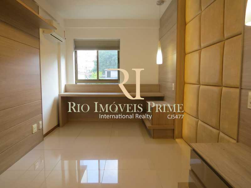 SUÍTE - Apartamento À Venda - Tijuca - Rio de Janeiro - RJ - RPAP30079 - 5