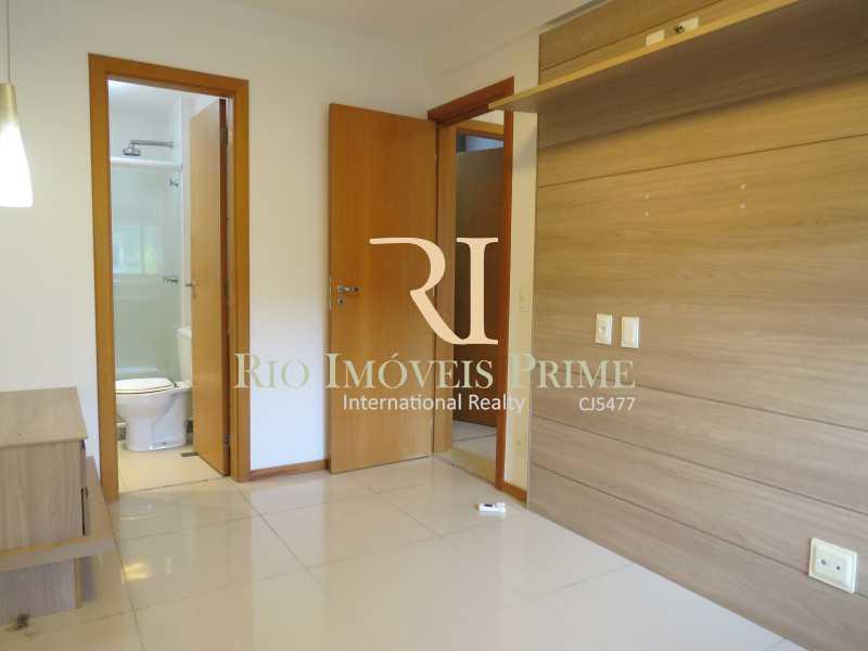 SUÍTE - Apartamento À Venda - Tijuca - Rio de Janeiro - RJ - RPAP30079 - 6