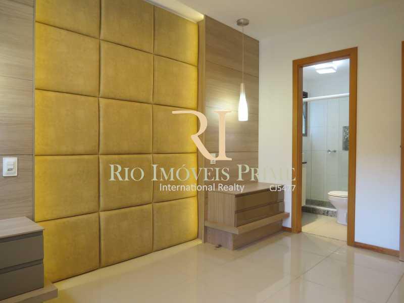 SUÍTE - Apartamento À Venda - Tijuca - Rio de Janeiro - RJ - RPAP30079 - 7