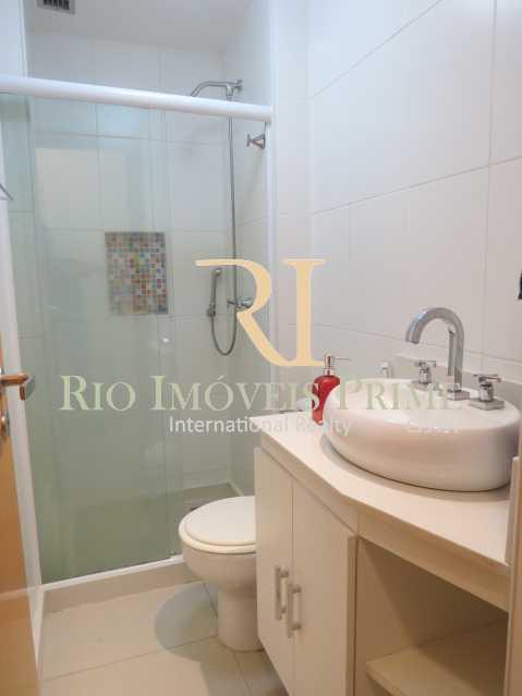 BANHEIRO SOCIAL - Apartamento À Venda - Tijuca - Rio de Janeiro - RJ - RPAP30079 - 12