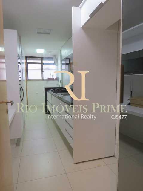 COZINHA - Apartamento À Venda - Tijuca - Rio de Janeiro - RJ - RPAP30079 - 13
