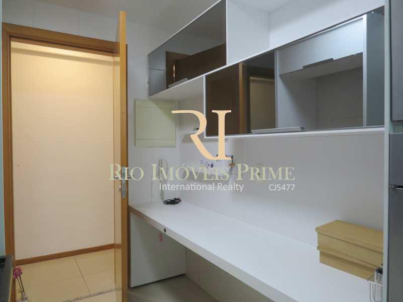 COZINHA - Apartamento À Venda - Tijuca - Rio de Janeiro - RJ - RPAP30079 - 14