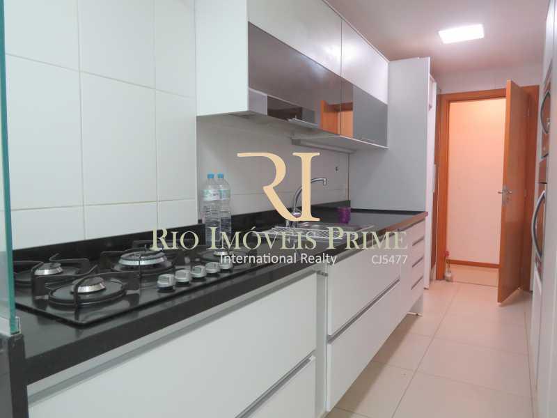 COZINHA - Apartamento À Venda - Tijuca - Rio de Janeiro - RJ - RPAP30079 - 15