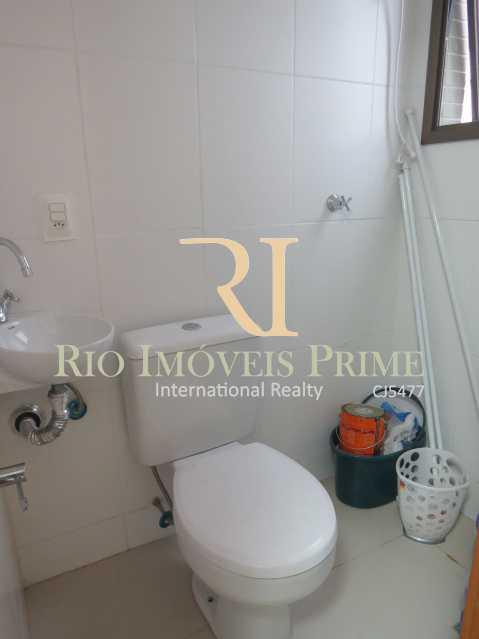 WC - Apartamento À Venda - Tijuca - Rio de Janeiro - RJ - RPAP30079 - 17