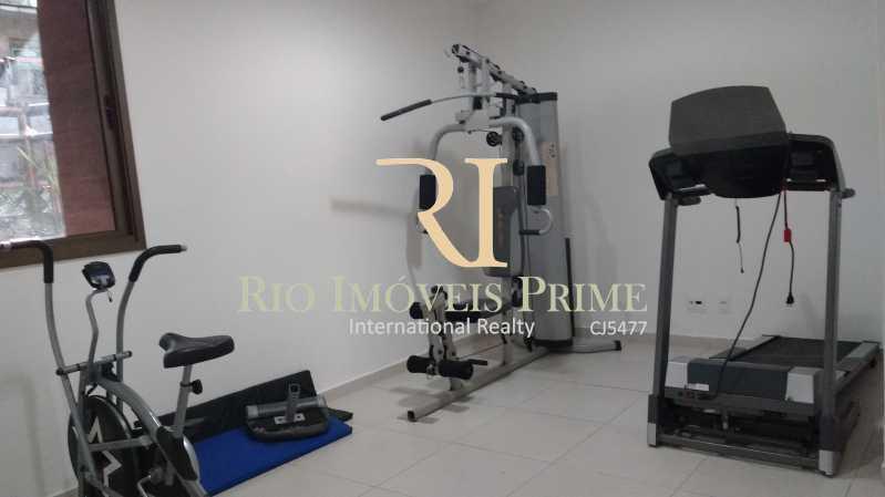 ACADEMIA - Apartamento À Venda - Tijuca - Rio de Janeiro - RJ - RPAP30079 - 23