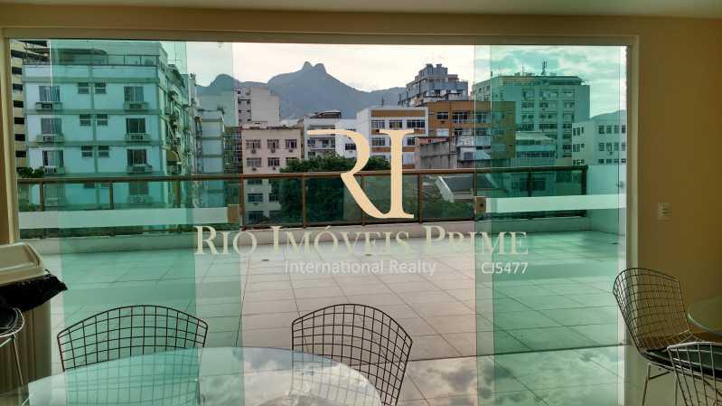 TERRAÇO SALÃO FESTAS - Apartamento À Venda - Tijuca - Rio de Janeiro - RJ - RPAP30079 - 22
