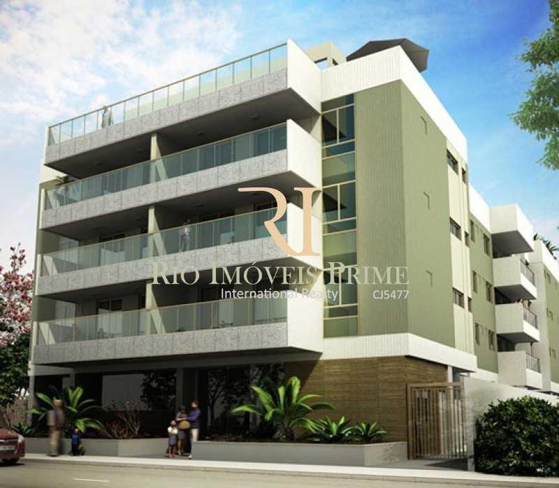 FACHADA - Apartamento À Venda - Tijuca - Rio de Janeiro - RJ - RPAP30079 - 27