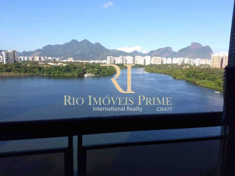 VISTA VARANDA - Apartamento À Venda - Barra da Tijuca - Rio de Janeiro - RJ - RPAP10049 - 5