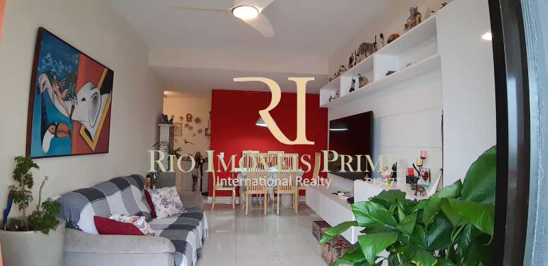 SALAS - Apartamento À Venda - Barra da Tijuca - Rio de Janeiro - RJ - RPAP10049 - 10