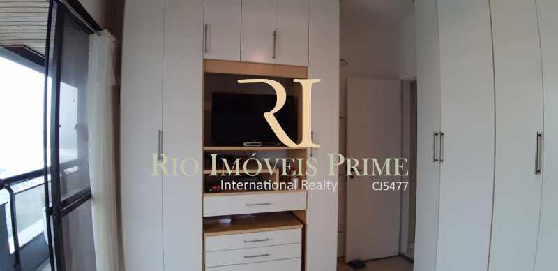 SUÍTE - Apartamento À Venda - Barra da Tijuca - Rio de Janeiro - RJ - RPAP10049 - 12