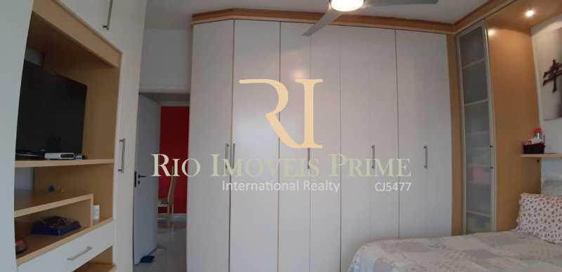 SUÍTE - Apartamento À Venda - Barra da Tijuca - Rio de Janeiro - RJ - RPAP10049 - 13