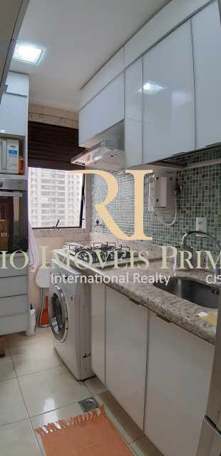 COZINHA - Apartamento À Venda - Barra da Tijuca - Rio de Janeiro - RJ - RPAP10049 - 17